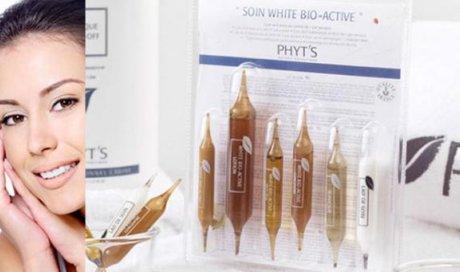 Soin WHITE bio-active, illumine les peaux ternes et pigmentées